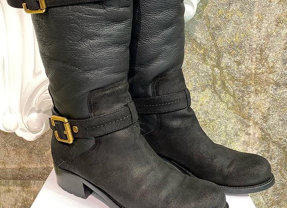 Dior Biker Boots size 38