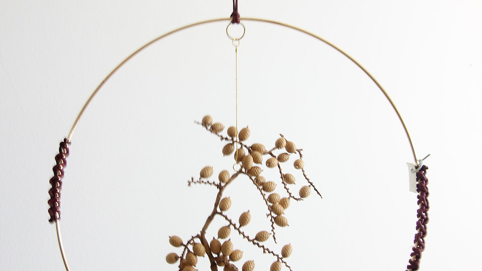 Loop - 25cm - Kuru Bitki