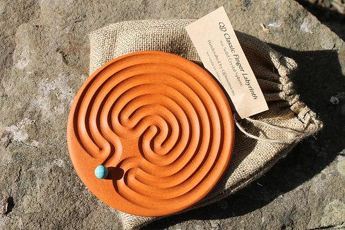 QD Classical Labyrinth - Orange