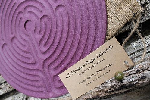 QD Medieval Labyrinth - Violet