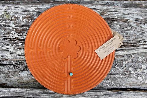 QD Chartres Labyrinth - Orange