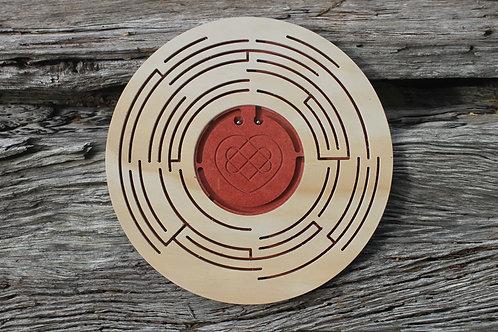 QD Unseen Maze - Celtic Heart