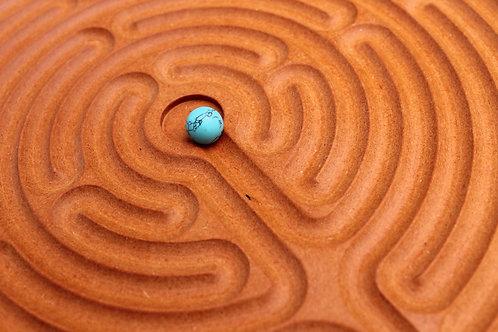 QD Medieval Labyrinth - Orange