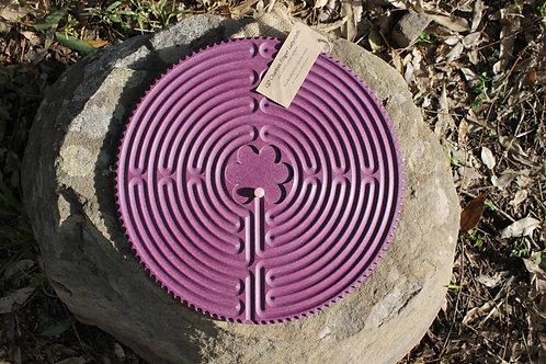 QD Chartres Labyrinth - Violet