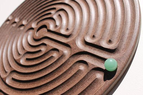 QD Medieval Labyrinth - Brown