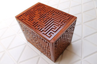 QDimensions Custom Mazes carved panels wholesale gifts