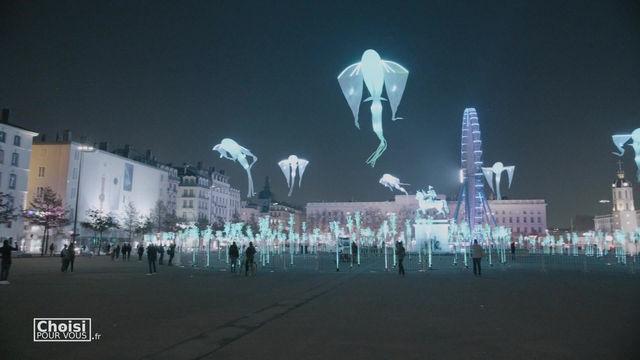 Souvenirs de la Fête des Lumières (2018 et 2019)