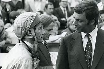 Piggott and Cecil made an unstoppable combination in the '70s and '80s