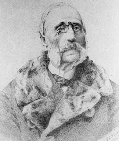 Walter Destailleur, architect of Auteuil