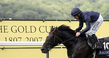 Yeats under Michael Kinane wins the 2007 Gold Cup