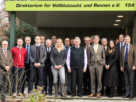 EMHF Handicapping seminar in Cologne attended by 12 countries