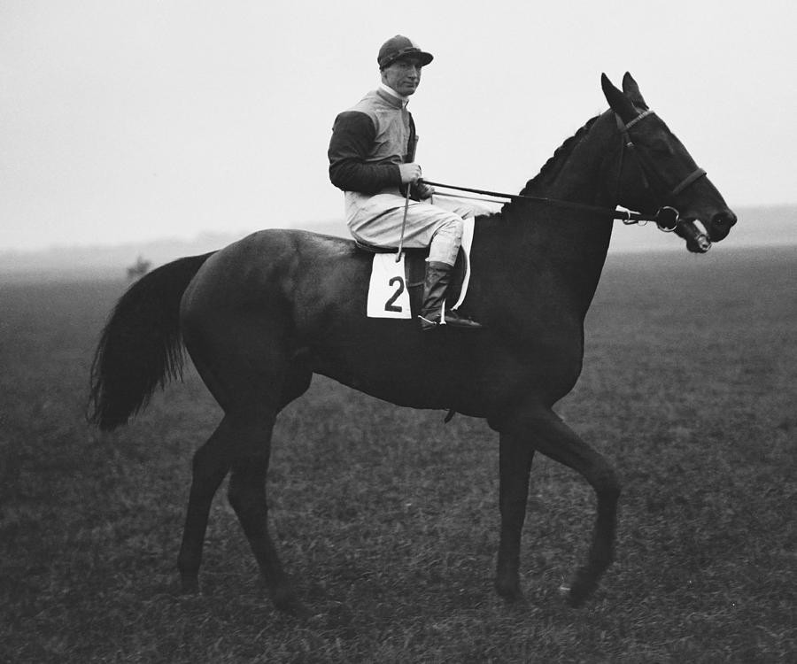 Brown Jack - one of Ascot's most popular winners
