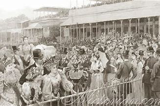 The Victorian era saw Ascot popularized as a key date in the social calendar
