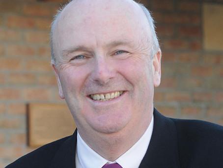 Denis Egan steps down from IHRB