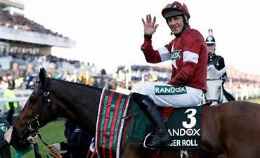 Tiger Roll, the first dual winner since Red Rum 45 years ago