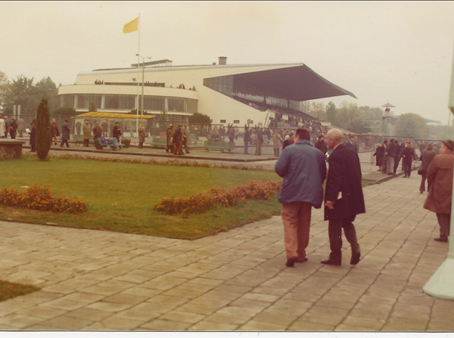 A Swedish View of Racing in Poland
