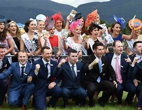 Killarney visitors need little encouragement to dress up