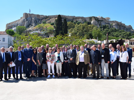 Athens hosts fruitful General Assembly
