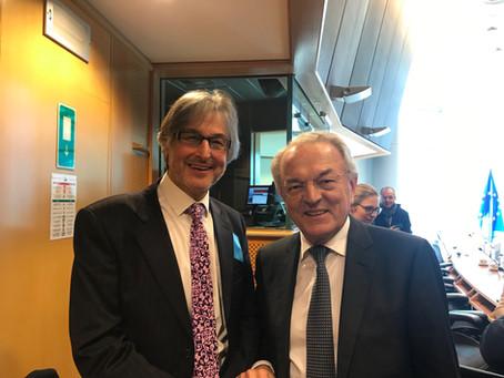 EMHF in talks on European Horserace funding