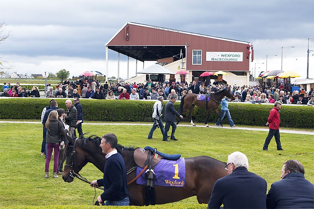Wexford, the latest of Ireland's racecourses to partner with Future Ticketing