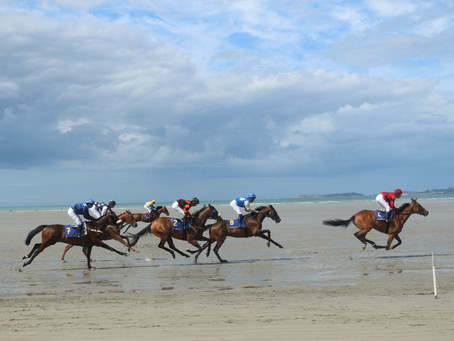 First meeting of European Beach Racing Association held in France