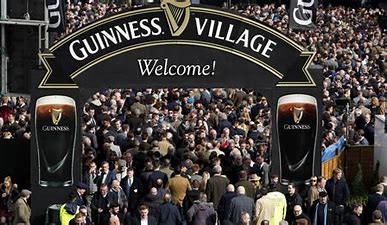 Guinness, a tonic for Irish winners