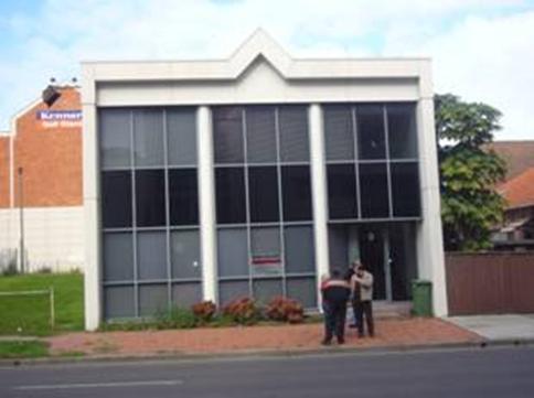 The MNSW Office, Parkes St, Harris Park, in 2008
