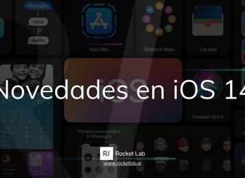 Novedades del iOS 14