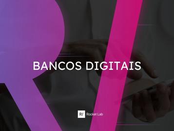 Dois bancos digitais tiveram rodadas de investimentos divulgadas