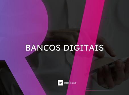 🇧🇷 Dois bancos digitais tiveram rodadas de investimentos divulgadas