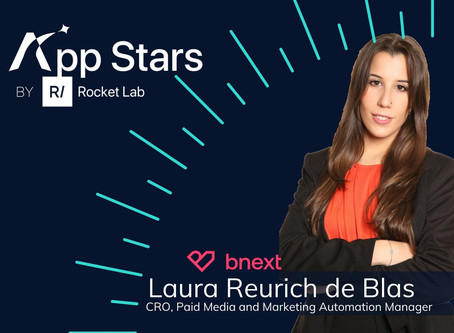 Laura Reurich de Blas, CRO de Bnext.
