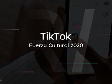 TikTok, una de las fuerzas culturales más dominantes del 2020🤳🏾
