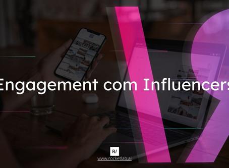 (🇧🇷) Engagement com Influencers 🚀