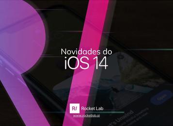 🇧🇷 Novidades do iOS14