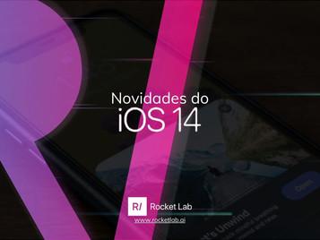 Novidades do iOS14