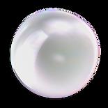 3d bubble transparent