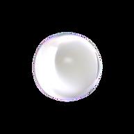 3d transparent bubble