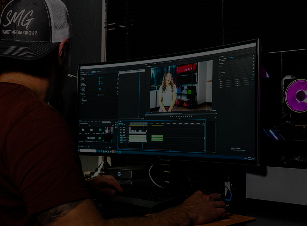 Video Editor Editing for
