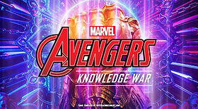 Avengers Knowledge War Review game PowerPoint