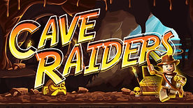 Cave Raiders ESL EFL Foreign Language Game PowerPoint