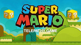 Super Mario Telepathy Game PowerPoint ESL EFL foreign language game