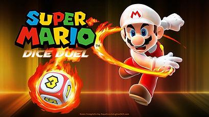 Super Mario Dice Duel