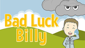 Bad Luck Billy ESL EFL Foreign Language Game PowerPoint