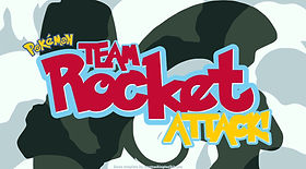 Team Rocket Attack ESL EFL foreign language game