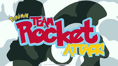 Team Rocket Attack