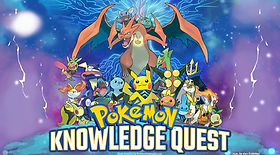 Pokemon Knowledge Quest Review game PowerPoint