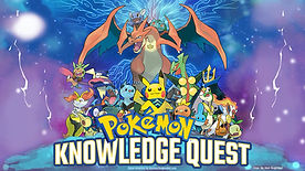 Pokemon Knowledge Quest PowerPoint review game