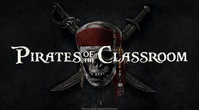 Pirates of the Classroom ESL EFL foreign language game