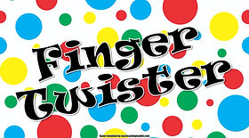 Finger Twister ESL EFL foreign language game