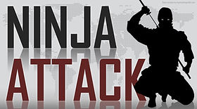 Ninja Attack Game ESL EFL Foreign Language game PowerPoint
